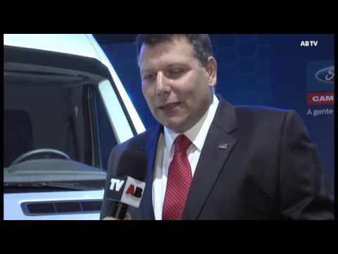 Ford apresenta nova linha Transit na Fenatran