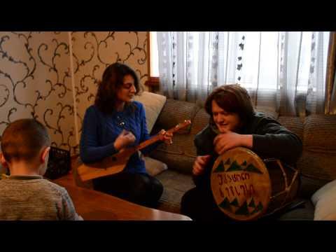 ქეთა წიკლაური - ჩემი სიმღერა მთას (ვიდეო)