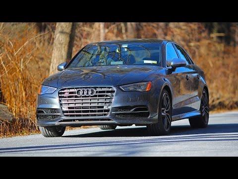 2015 Audi S3 Sedan (8V) Review