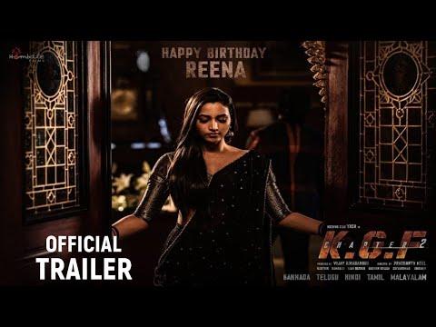 K.G.F Chapter 2 Official Trailer | Yash | Srinidhi Shetty |Sanjay D |Prashanth N |Behind the Scenes