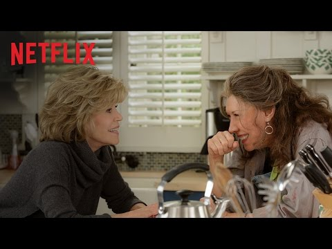 Grace and Frankie - Stagione 1 | Trailer | Netflix Italia