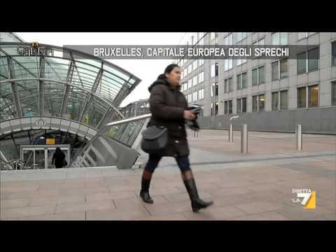 bruxelles - unione europea tra spreco e fiscalismo