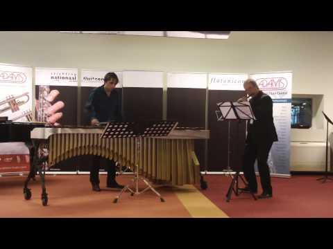 Vincenzo Sorrentino: just a week!!! - Nicola Mazzanti: piccolo flute