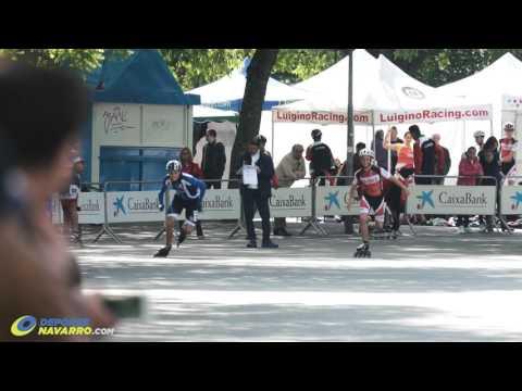 Campeonato navarro 100 metros contrarreloj 3
