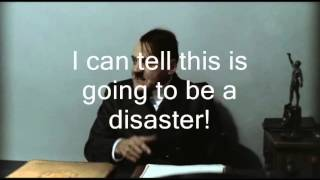 Hitler finds out about TFP