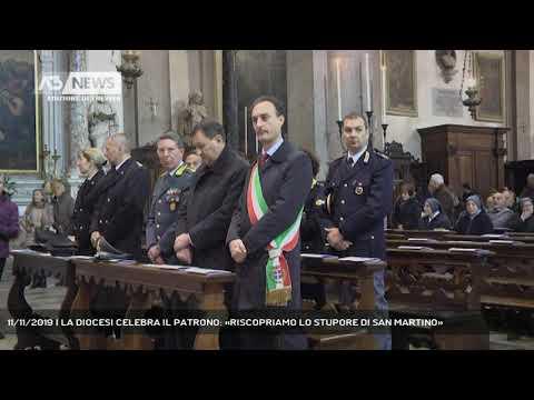 11/11/2019 | LA DIOCESI CELEBRA IL PATRONO: «RISCOPRIAMO LO STUPORE DI SAN MARTINO»