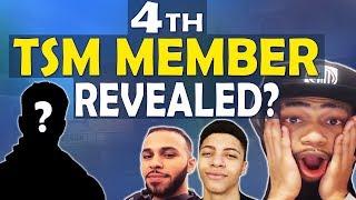 4TH TSM MEMBER REVEALED? | TSM SCRIMS | DAEQUAN ABANDONED IN FIGHT - (Fortnite Battle Royale)