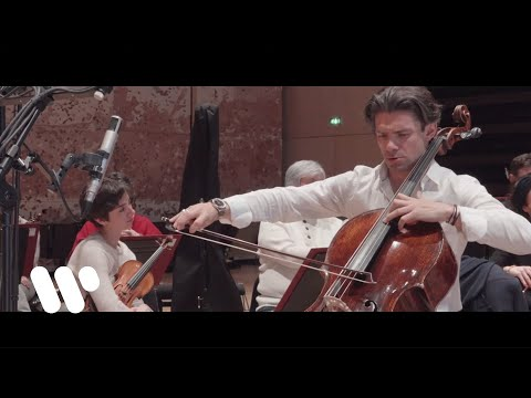 """Gautier Capuçon plays Richter: """"She Remembers"""" (from The Leftovers)"""