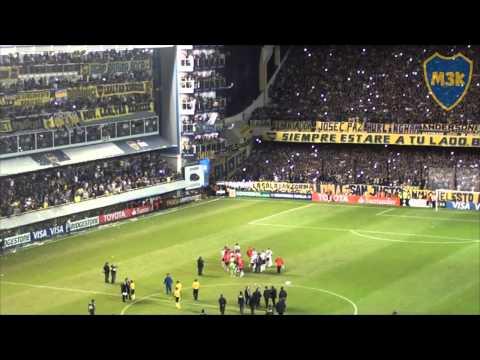 Video - Boca riBer Lib15 / El drone de la B - La 12 - Boca Juniors - Argentina