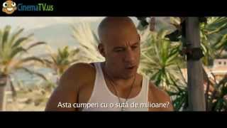 Nonton Fast and Furious 6 Trailer in Romana Film Subtitle Indonesia Streaming Movie Download