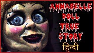 Annabelle Doll True Story (HINDI) - एनाबेल डॉल की सच्ची कहानी - Aahat Khauf Ki