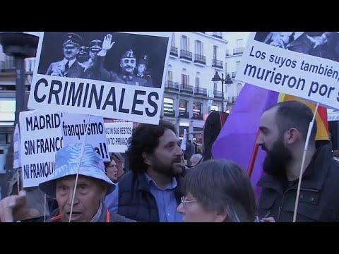 Spanien streitet über Francos Grab - Umbettung sor ...