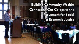 NASCO Institute 2015 Keynote - Steve Dubb, Building Community Wealth (audio)
