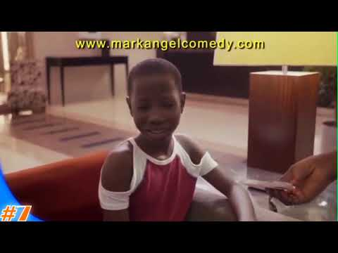 Top 10 Funniest Mark Angel Comedy (emmanuella Comedy) 2018