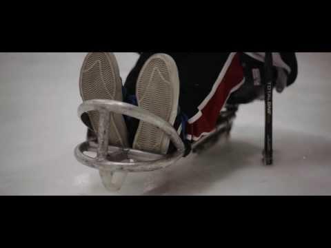 Sledge Hockey Canada – Road to Sochi 2014 #INSPIRE