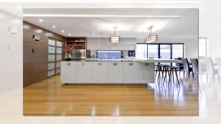 Дизайн интерьера кухни от Darren James
