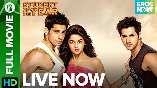 Nonton Student Of The Year   Full Movie Live On Eros Now   Sidharth Malhotra  Varun Dhawan   Alia Bhatt Film Subtitle Indonesia Streaming Movie Download