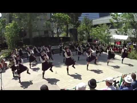 [2016-05-05][1326]シング・シング・シング<(私立)大西学園中学校高校吹奏楽部:第10回銀座柳まつり:コンサートの森>