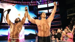 The Great Khali sent shockwaves through WWE by helping Jinder Mahal at WWE Battleground. The locker room reacts to seeing the giant back in WWE.More ACTION on WWE NETWORK : http://wwenetwork.comSubscribe to WWE on YouTube: http://bit.ly/1i64OdTMust-See WWE videos on YouTube: https://goo.gl/QmhBofVisit WWE.com: http://goo.gl/akf0J4