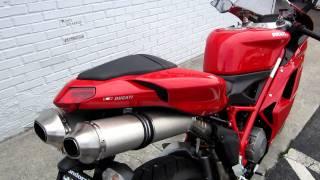 8. 2010 Ducati 848, AT PANDORA'S MOTORSPORTS