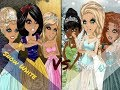 Snow White Vs Elsa Princess Rap Battle - Msp Version