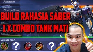 Video Tutorial Saber, 1X COMBO MUSUH MATI !! By Jess No Limit - Mobile Legends Indonesia MP3, 3GP, MP4, WEBM, AVI, FLV Januari 2018