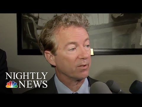 Senate Health Care Bill Draft Released: What's Inside? Will It Pass? | NBC Nightly News