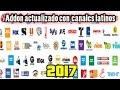 Addon actualizado con canales latinos en HD Gratis!!