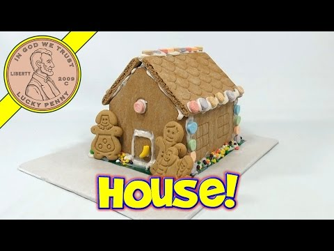 gingerbread - Bring the magic of Willy Wonka to your gingerbread house masterpiece. Design and build your masterpiece with the help of colorful and delicious candies from Mr. Wonka. Follow along with the...