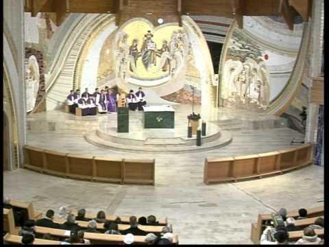 2016-12-04 Vasárnapi szentmise a Gazdagréti Szent Angyalok Plébánián