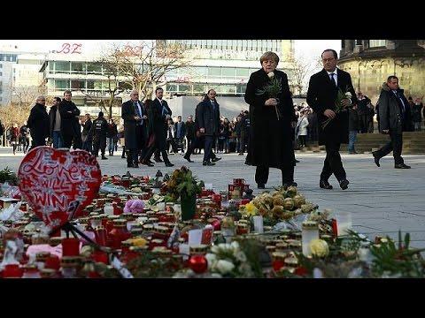Βερολίνο: Συνάντηση Μέρκελ – Ολάντ με «φόντο» τον Τραμπ