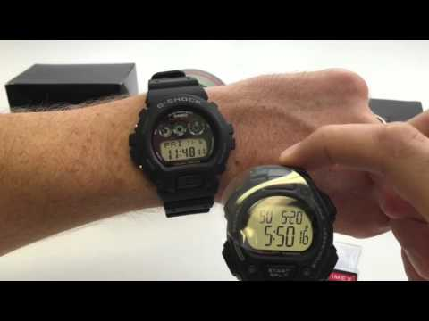 G-Shock Tough Solar GW6900-1 vs Timex Ironman Classic T5K8229J