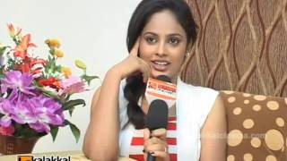 Nandita Interview for Idharkuthane Aasaipattai Balakumara