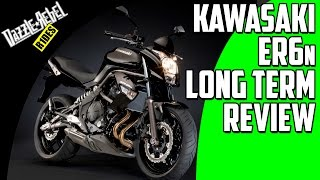 10. Kawasaki ER6n Long Term Review