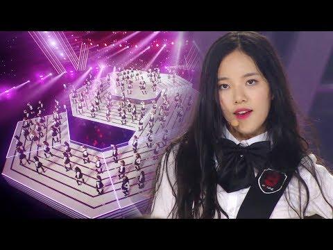 MIXNINE PART.3 - 'JUST DANCE(소녀 ver)' M/V (видео)