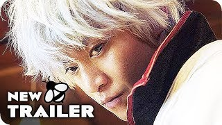 Nonton Gintama Trailer  2017  Live Action Movie Film Subtitle Indonesia Streaming Movie Download