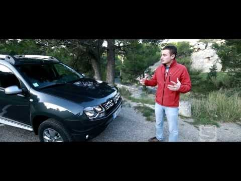 Test Dacia Duster facelift