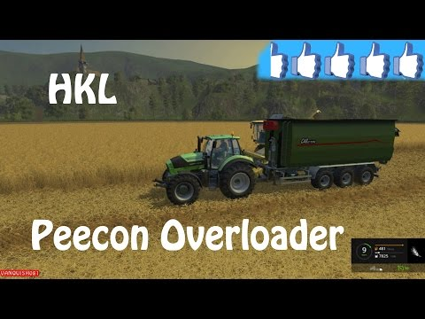 Peecon Overloader HKL v1.0