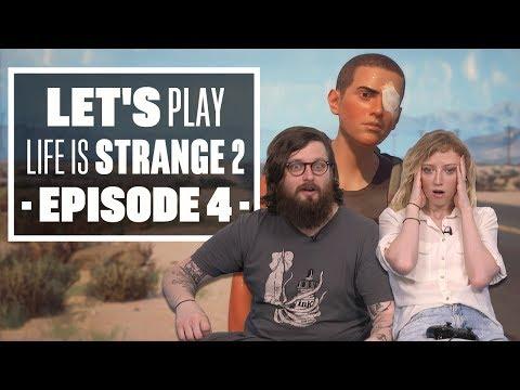 Let's Play Life is Strange 2 Episode 4: FAITH