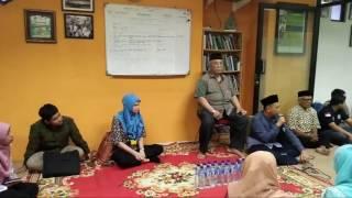 Buka Bersama Pengurus LPBI NU di Kantor LPBI Jl Kramat Raya No 164
