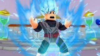 ROBLOX: Dragon Ball Super  - TREINEI NA SALA DO TEMPO ! ‹ Ine › Video
