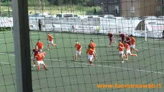 ALLIEVI FASCIA B ELITE, LA FINALE: Futbolclub-Roma 4-1