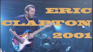 ERIC CLAPTON Live at Budokan, Tokyo, 2001 (Full Concert) Video