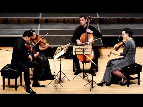 See video  Josef Haydn, String Quartet Op. 74 No. 1, Mvt 3, Menuetto - Allegretto