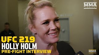 Video Heading into UFC 219, Holly Holm Says She Prefers Familiar Pressure of Being Underdog - MMA Fighting MP3, 3GP, MP4, WEBM, AVI, FLV Juli 2018