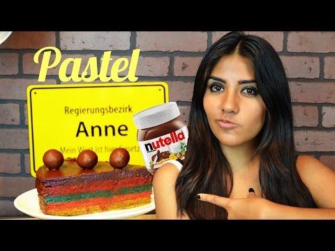 DE - Hoy les comparto esta receta para hacer Pastel de Nutella!! NUESTRO CALENDARIO DE LOS VIDEOS: http://www.facebook.com/PlaticaPolinesia NUESTROS CANALES: Bromas: http://www.youtube.com/platicapoline...