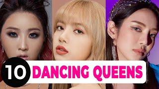 Video [TOP 10] KPOP DANCING QUEENS (All Kpop Official list) MP3, 3GP, MP4, WEBM, AVI, FLV Januari 2019