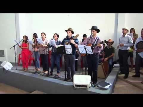 Missa Sertaneja em Vianópolis - Paróquia São José - Padre Sérgio Ricardo Rezende