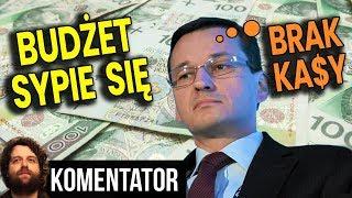 Budżet Się Sypie PIS OFICJALNIE Nie Ma Pieniędzy!