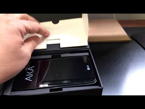 LG AKA H788 Unboxing Video – in Stock at www.welectronics.com